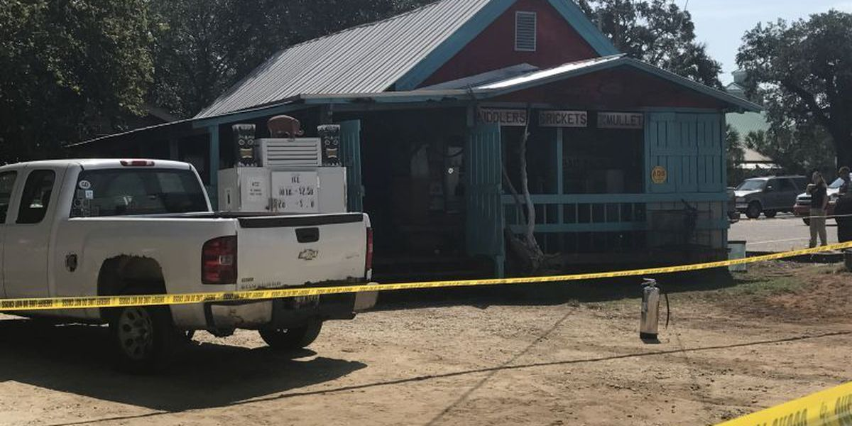 Fire at Murrells Inlet bait shop under investigation by multiple agencies