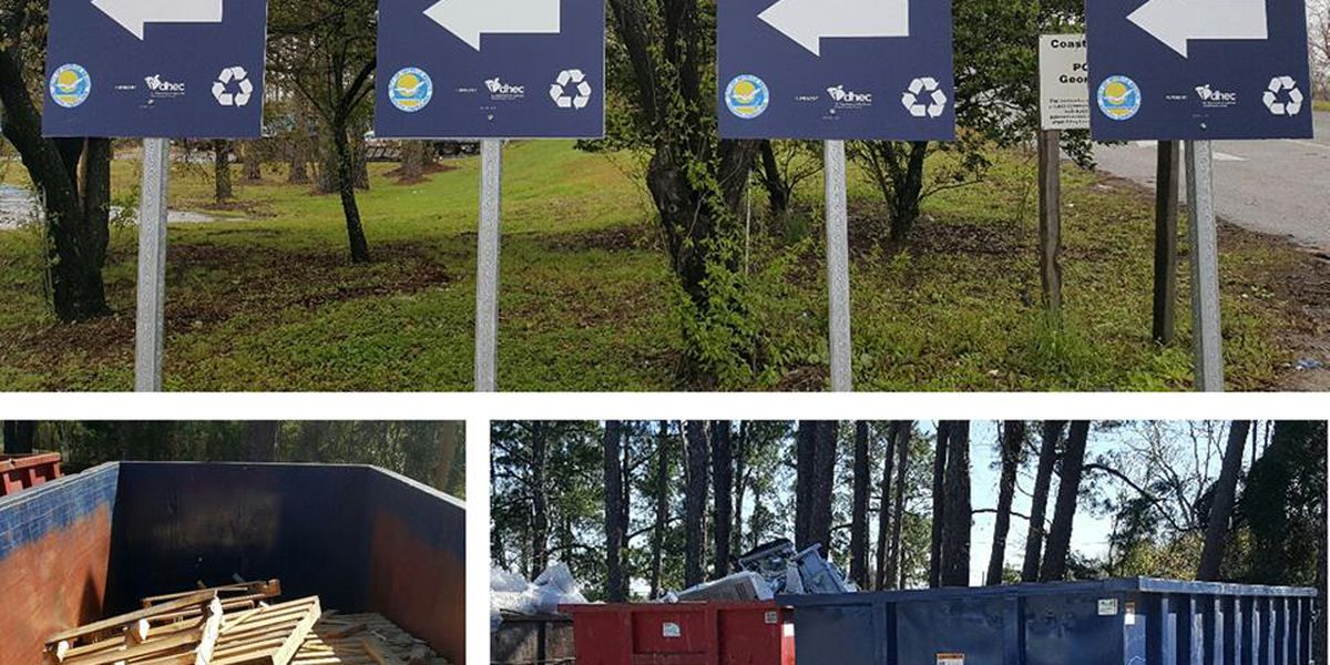 Recycling options expanded in City of Myrtle Beach