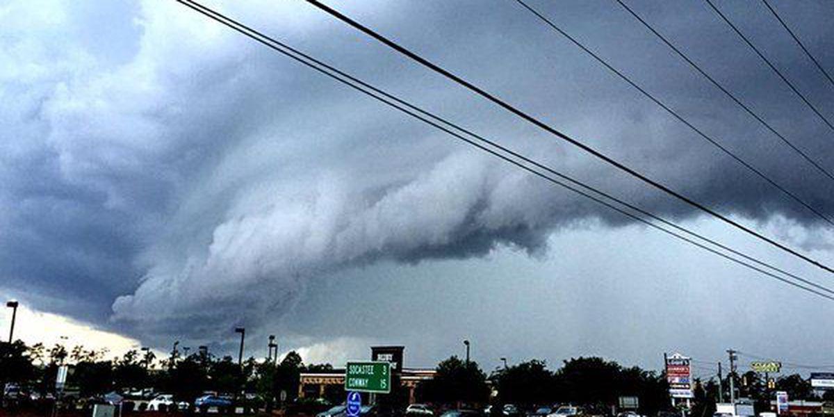SLIDESHOW: Friday storm photos