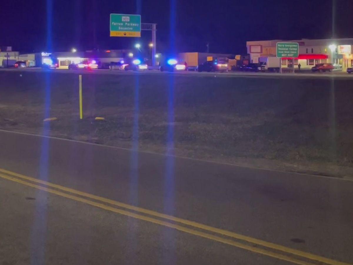 Motorcyclist dies in crash near Palmetto Pointe Boulevard