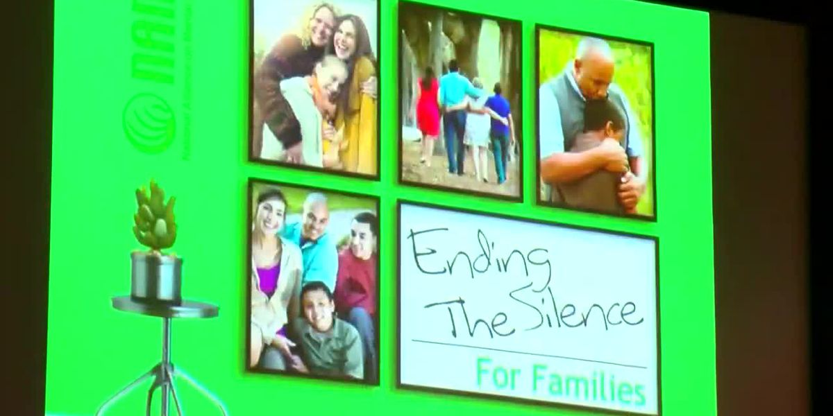 Grand Strand parents, guardians learn about signs, symptoms of mental illness