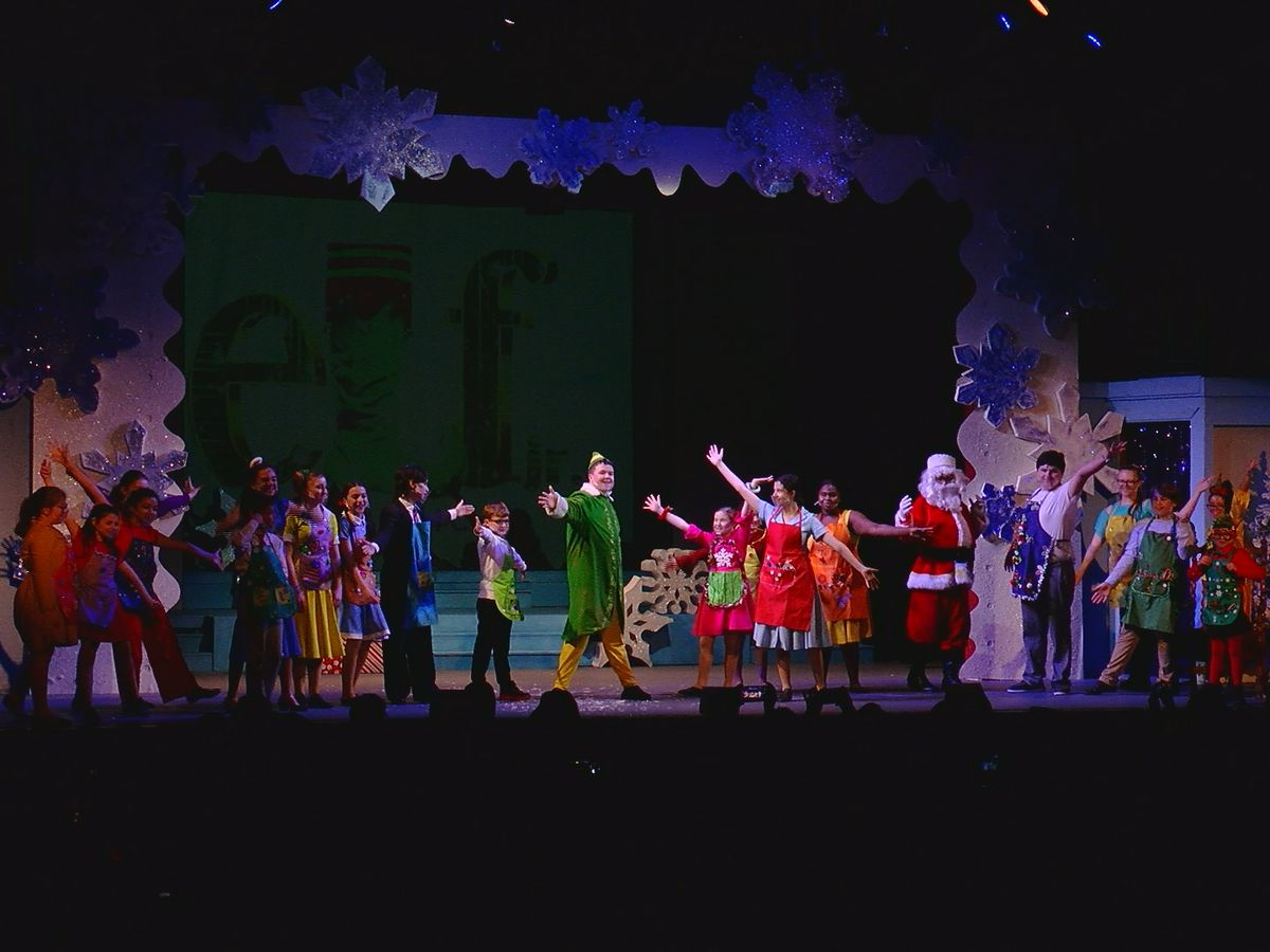 This is Carolina: Children's play carries on to spread Christmas cheer