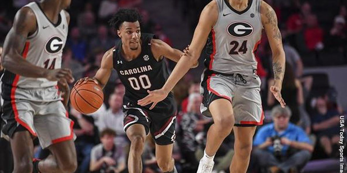 Lawson withdraws from 2020 NBA Draft, will return to Gamecocks
