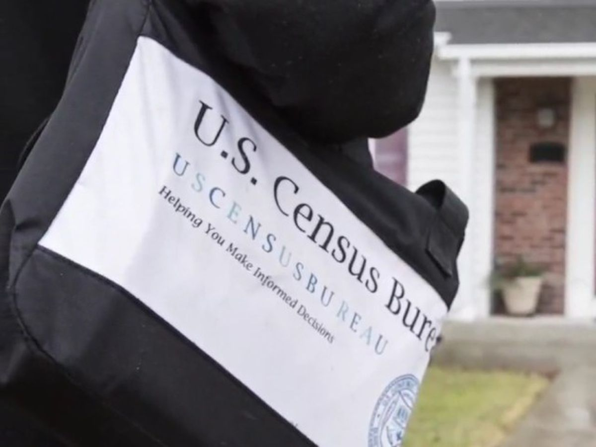 Horry, Georgetown counties see low census self-response rates with quickly approaching deadline