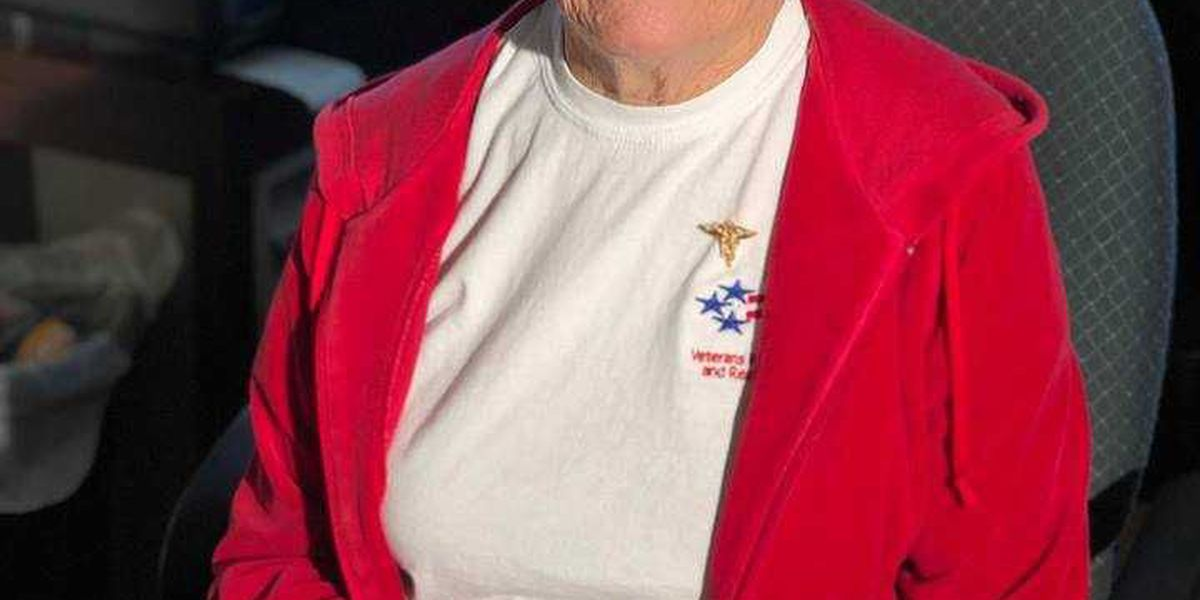 Embrace a Veteran: Retired Army nurse continues to donate her time