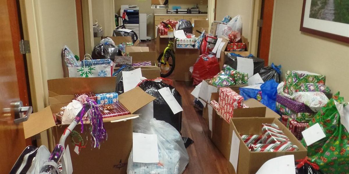 Grand Strand Health donates holiday items to local families