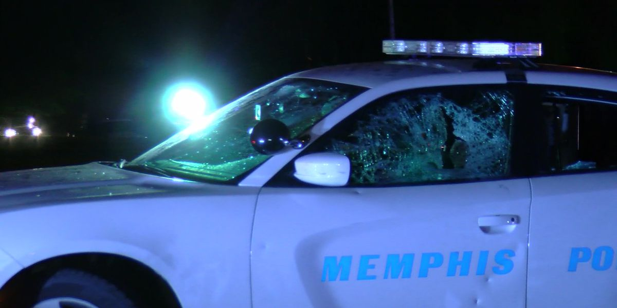 Dozens of officers injured in protests after U.S. marshals shoot, kill man in Memphis
