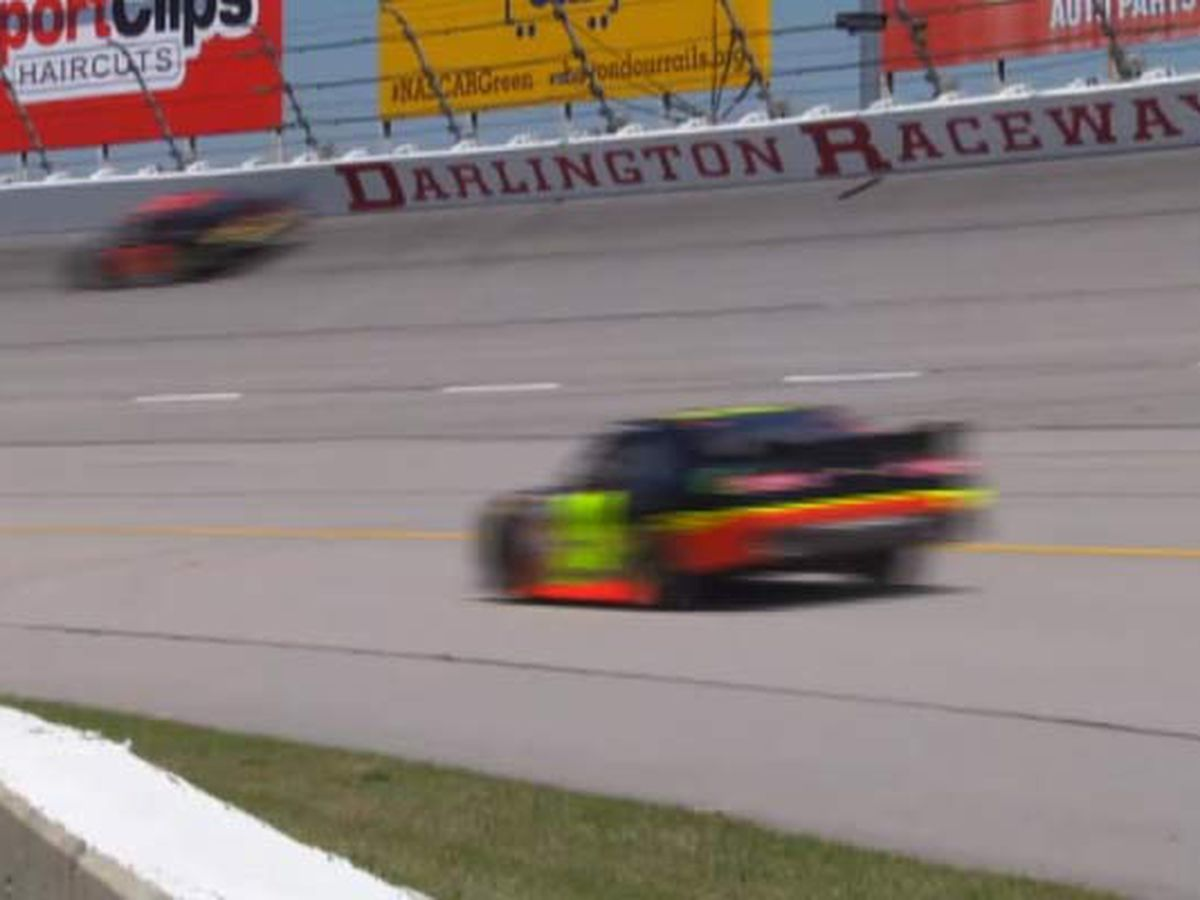 Darlington Raceway preparing to hold mass COVID-19 vaccine clinic