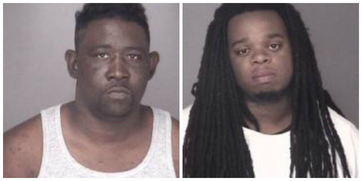 Two charged in armed robbery of Robeson County Dollar General