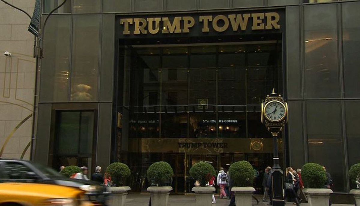 Petition to name street outside Trump Tower after Obama gains momentum