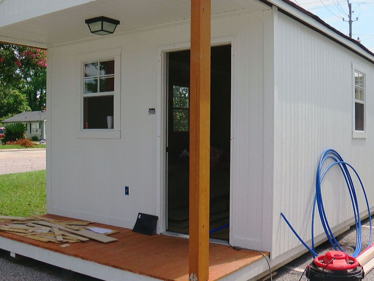 House of Hope preparing to begin construction on tiny home village