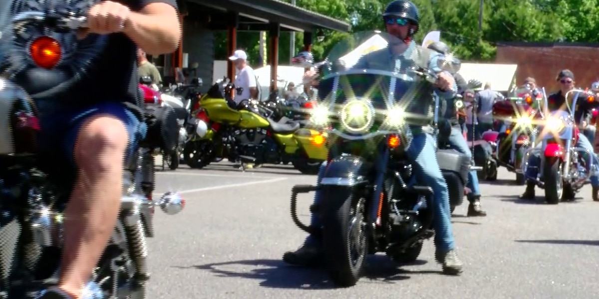 Troopers urge road safety as Spring Bike Rally draws to a close