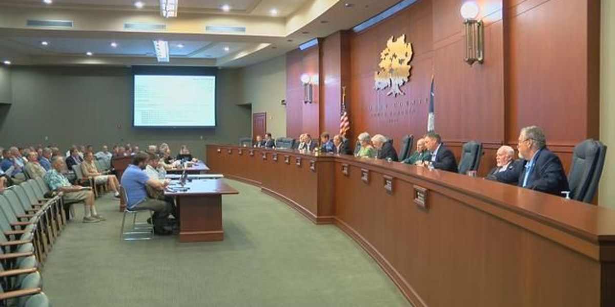It's Your Money: Horry County allocated $90.4 million for salaries in 2018