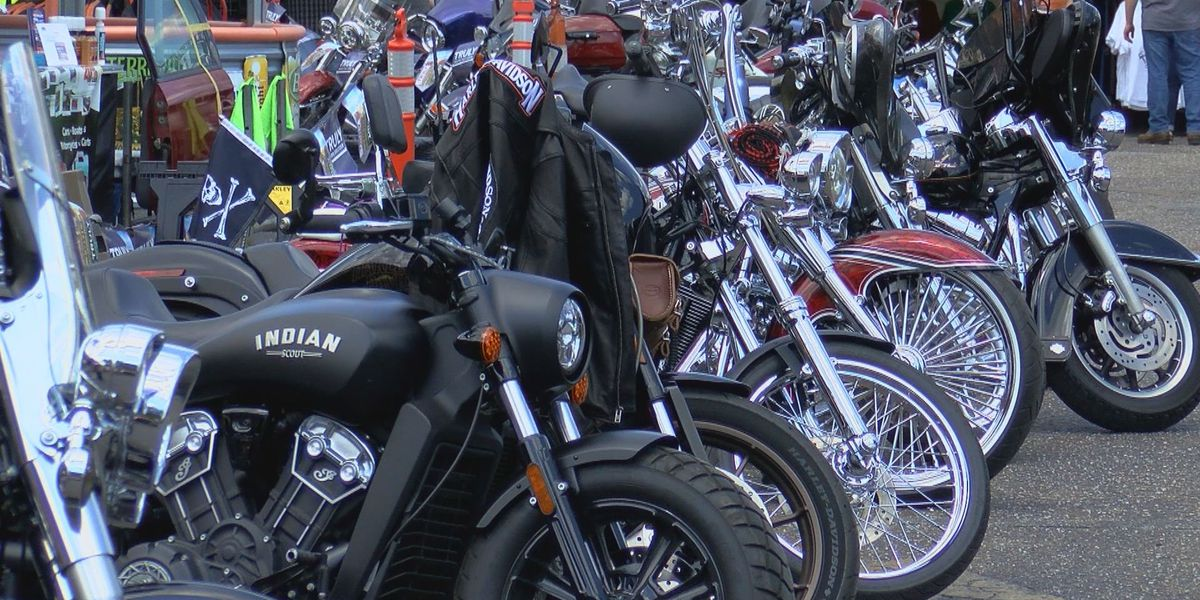 Bikers gather in Murrells Inlet for opening day of Spring Bike Rally