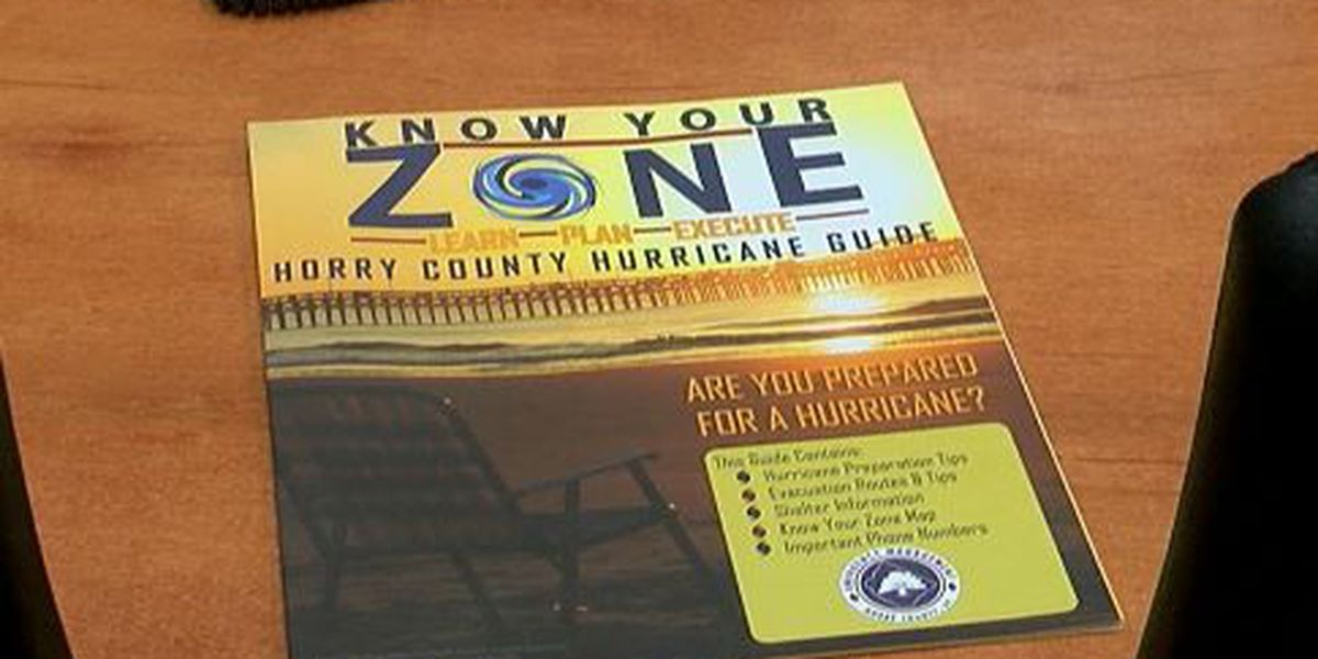 Emergency management prepares community for the start of hurricane season