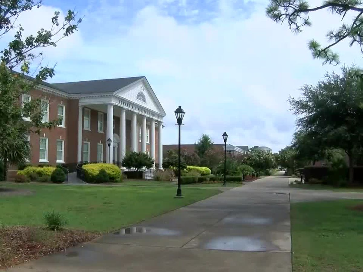 Over 70 additional Coastal Carolina University students test positive for COVID-19