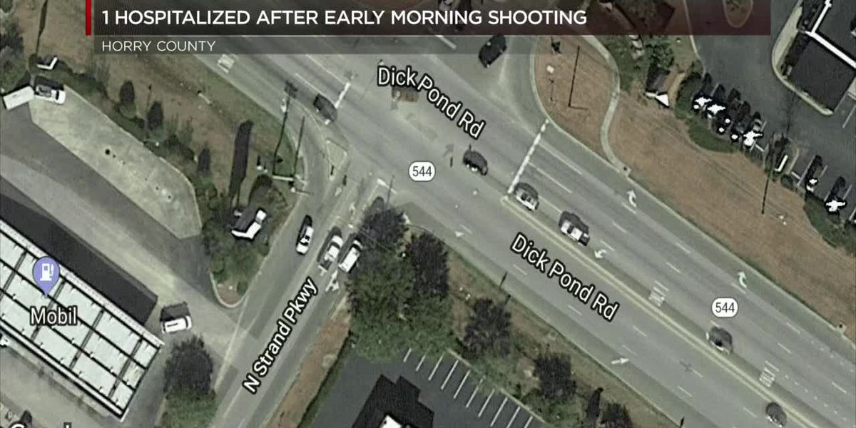 Early-morning shooting Friday in Horry County