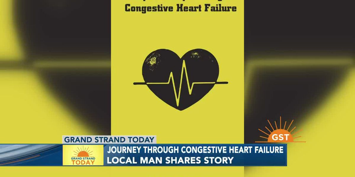 Local man shares his story about congestive heart failure