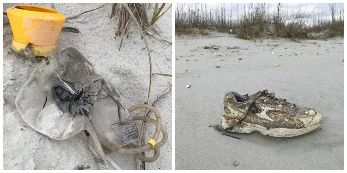 Discovery on beach could be tied to plane that disappeared off the SC coast