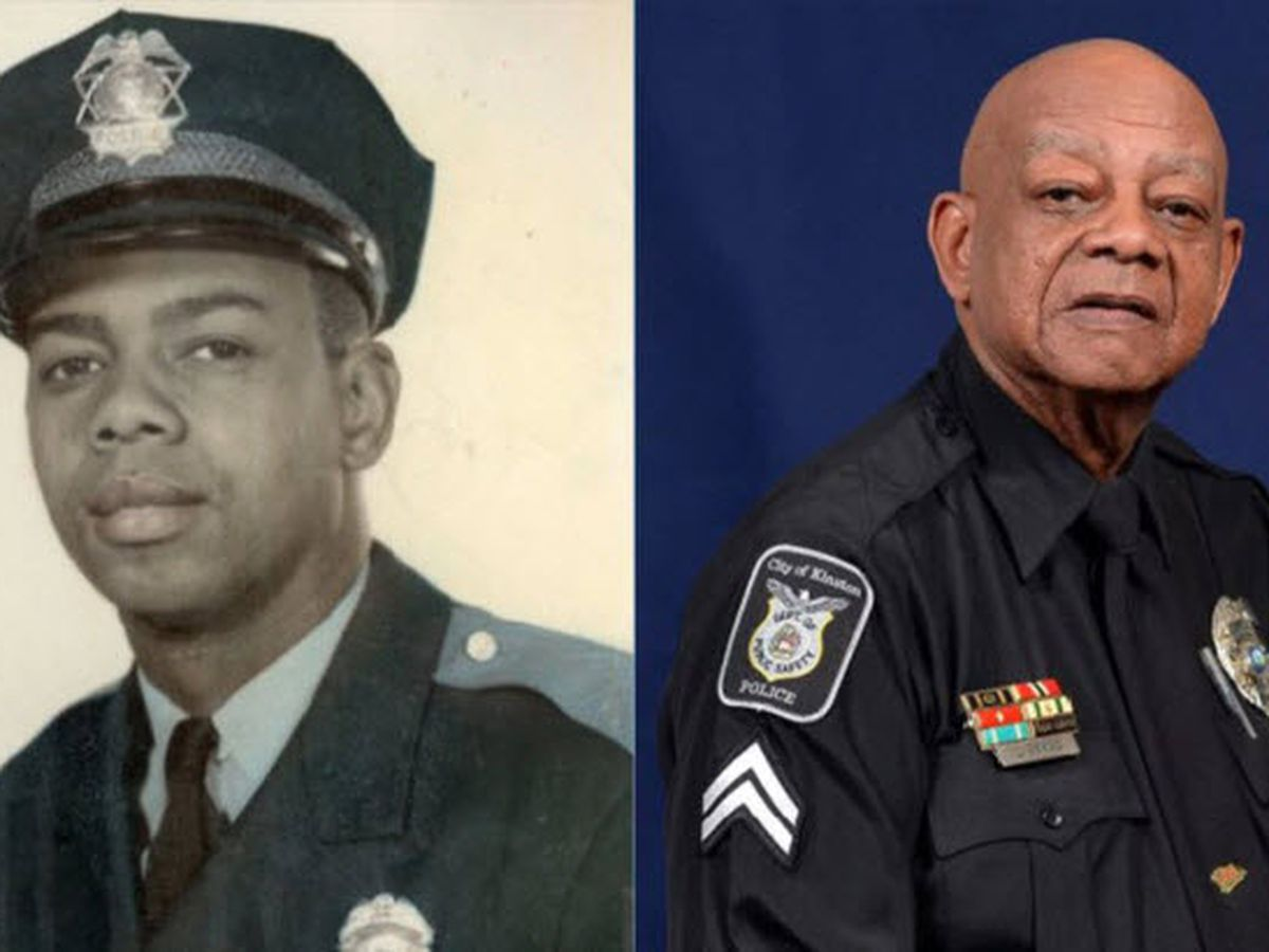 Longest serving active duty police officer in North Carolina passes away