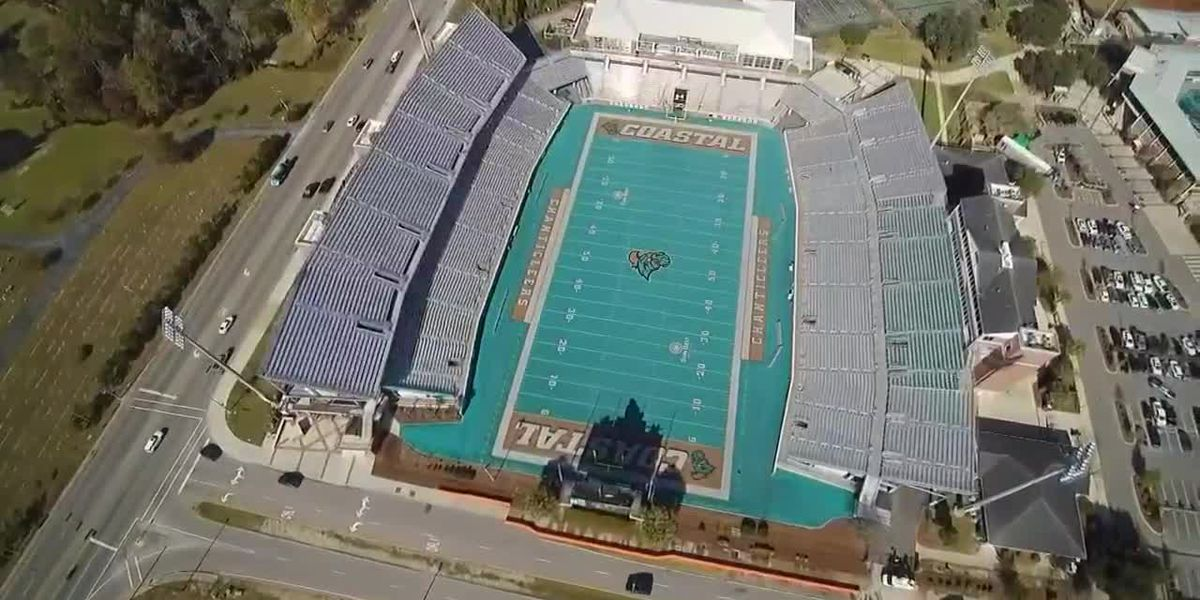 With CCU football games selling out, ticket prices skyrocket on StubHub