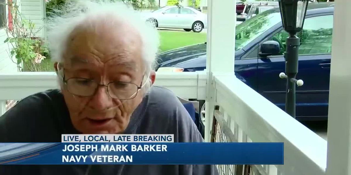 Grand Strand veteran receives new roof for free