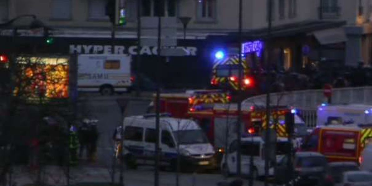 Watch Live: Hostage Situation in Paris