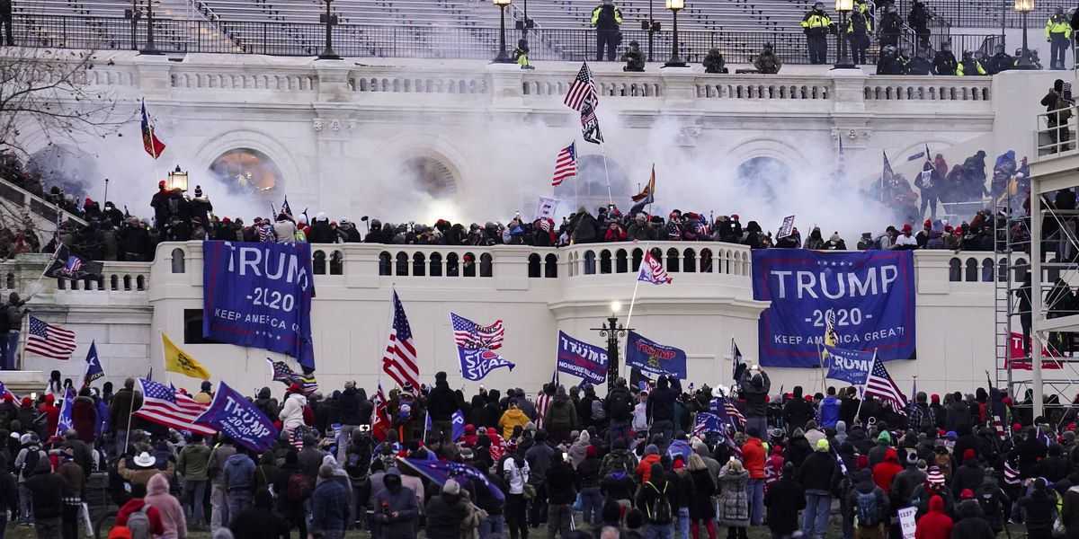 Watchdog lays bare Capitol Police's riot security failures