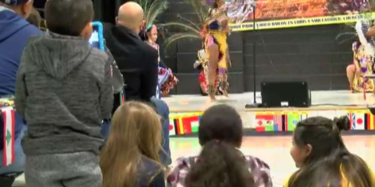 "North Myrtle Beach Schools honor students with ""multicultural celebration"""