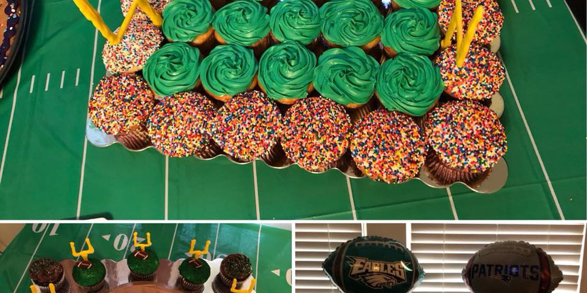 SLIDESHOW: Super Bowl super snack spreads from our viewers