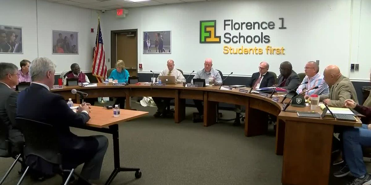 Florence One school board to vote on closing Florence Career Center