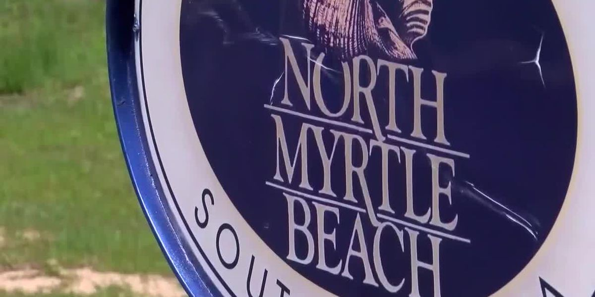 10 candidates file for North Myrtle Beach special election