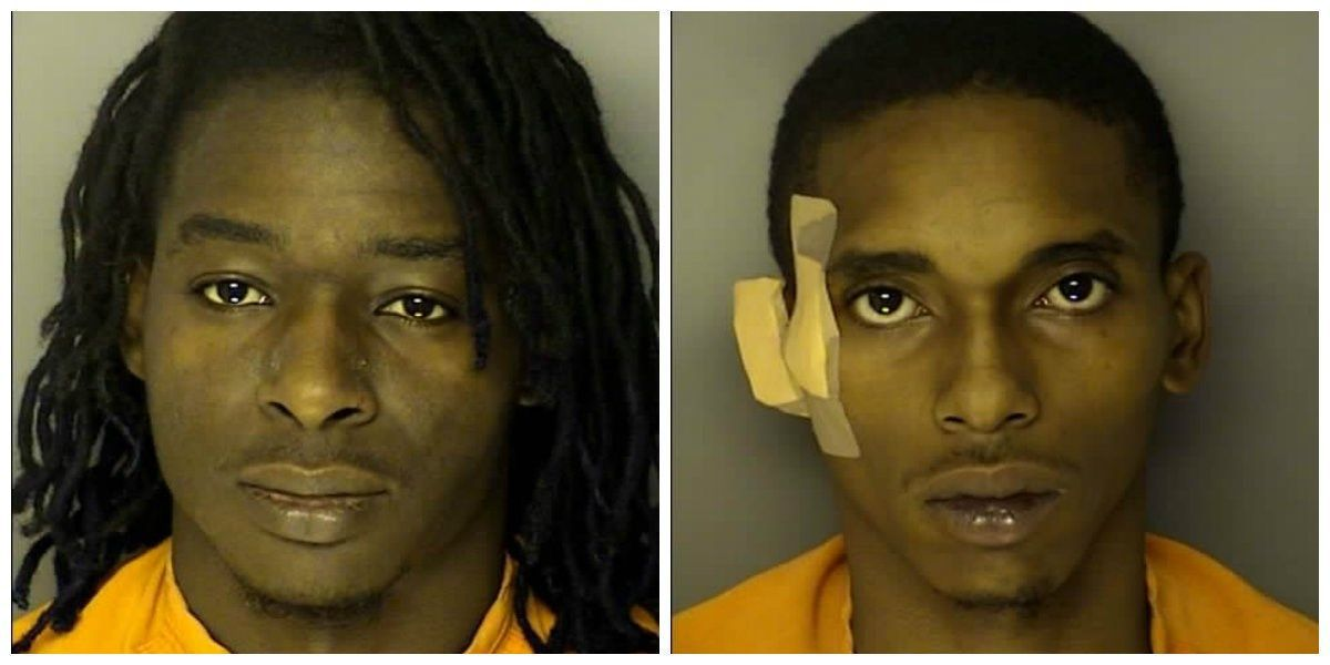 Surfside Beach police arrest men accused of robbing victim at gunpoint in their home