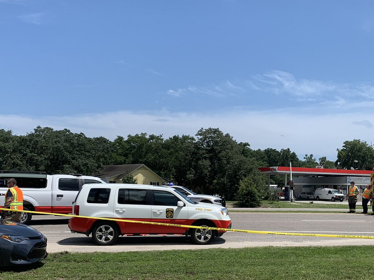 Coroner: 92-year-old killed in crash on U.S. 17 Business in Murrells Inlet