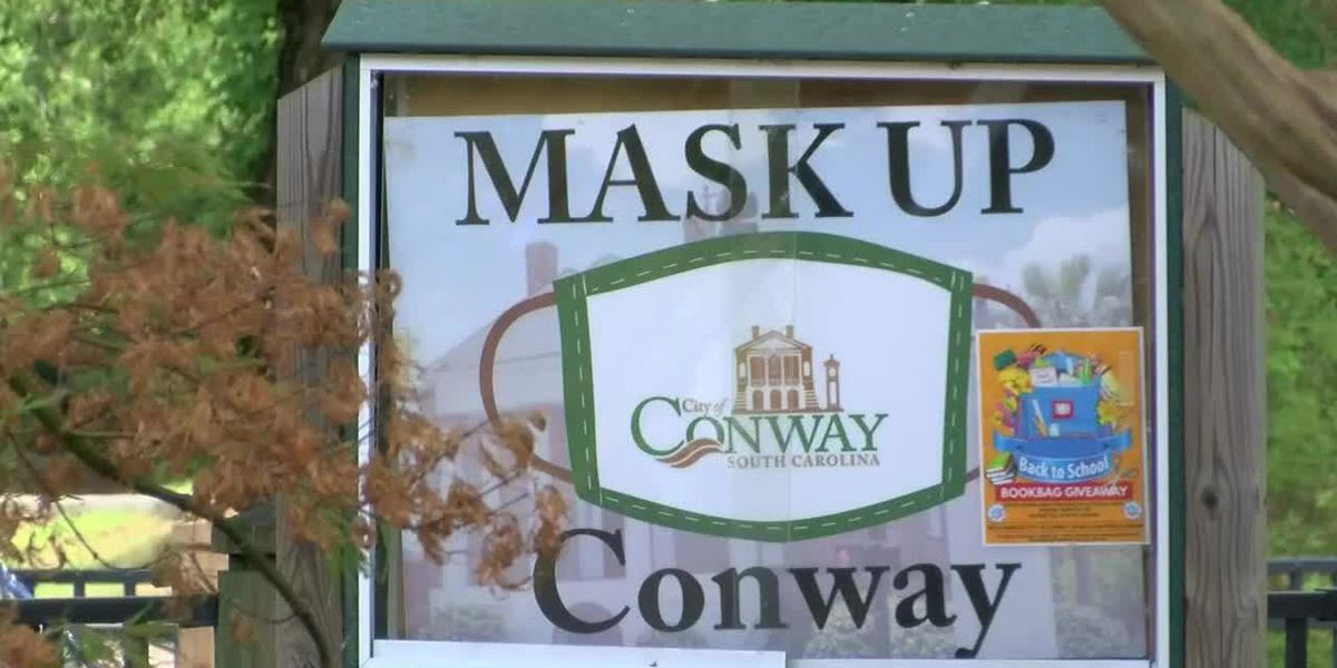 Conway City Council extends ordinance requiring masks in certain places