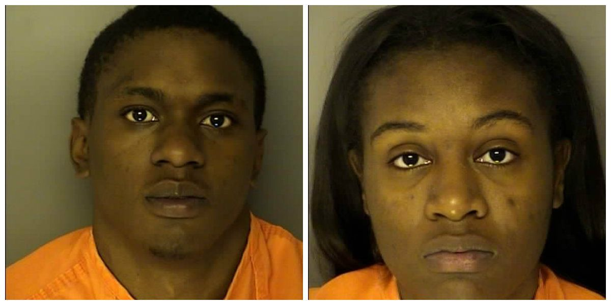 Two charged in Myrtle Beach shooting