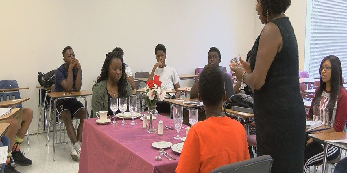 New CCU program helps students look at careers in business