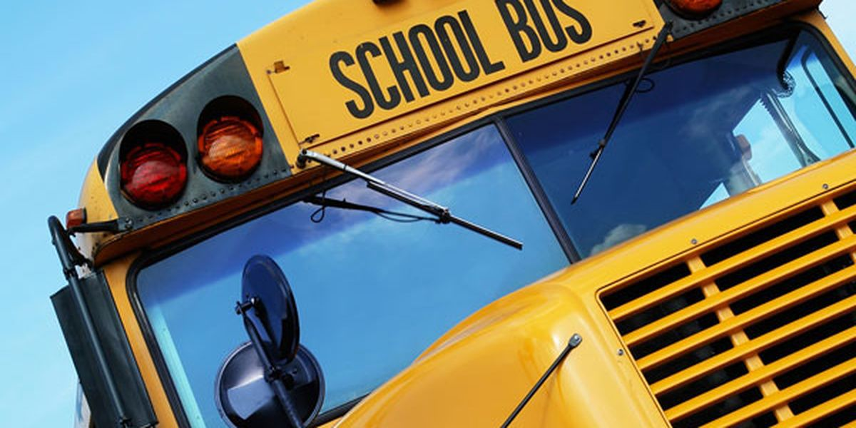 Pickup truck collides with Darlington County school bus