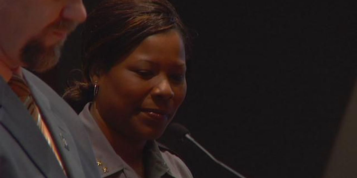 Horry County Council chairman responds to Chief Saundra Rhodes' retirement