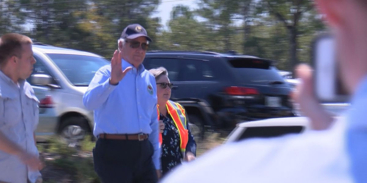 Evacuees return, South Carolina officials assess Dorian's impact on the Palmetto State