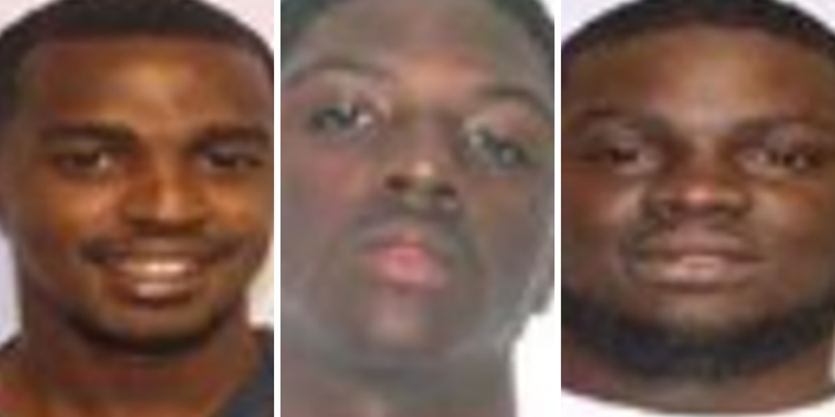 Police: 3 men wanted for attempted murder considered 'armed and dangerous'