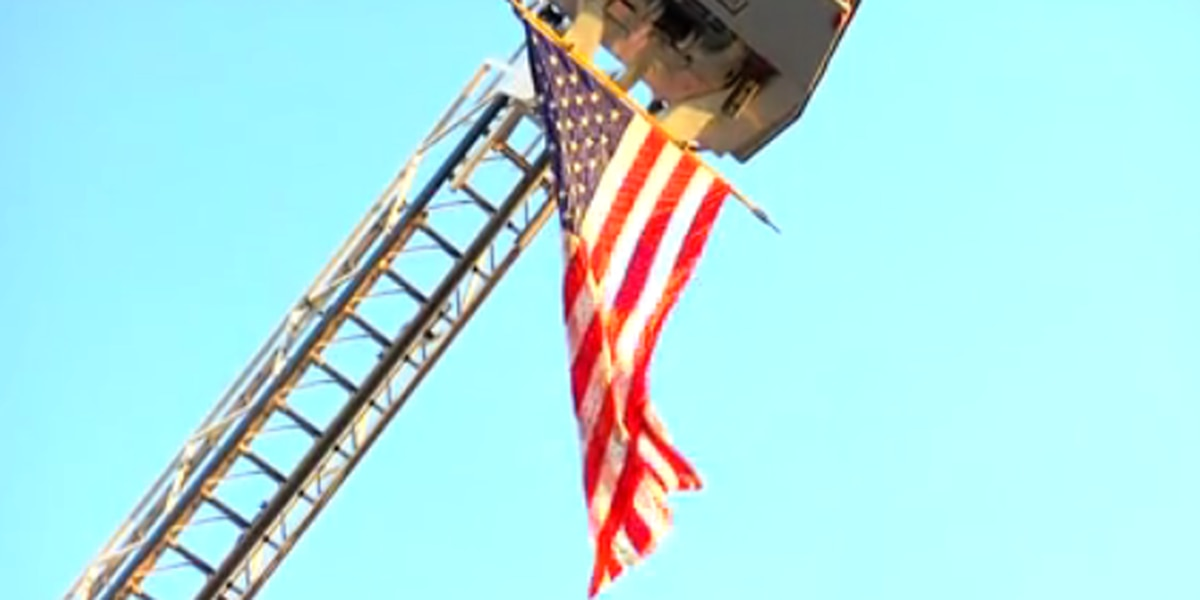 'We will not forget': Coronavirus forces North Myrtle Beach to change its 9/11 tribute