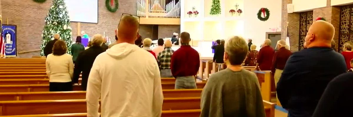 Local churches keeping Christmas Eve tradition alive despite COVID-19