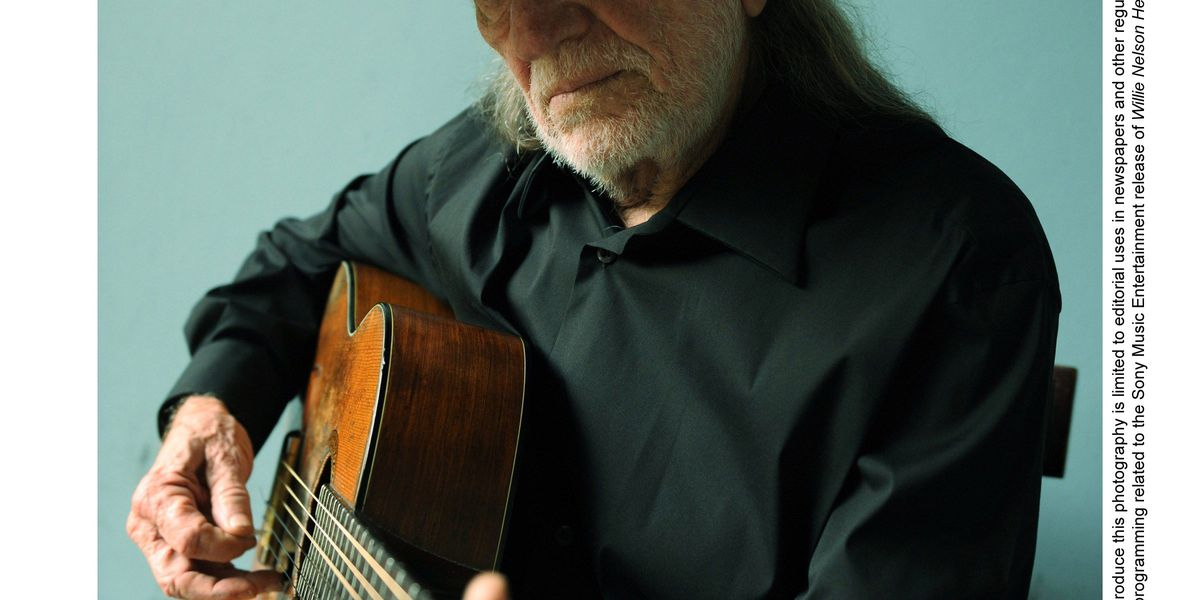 Willie Nelson and Merle Haggard concert at Florence Civic Center