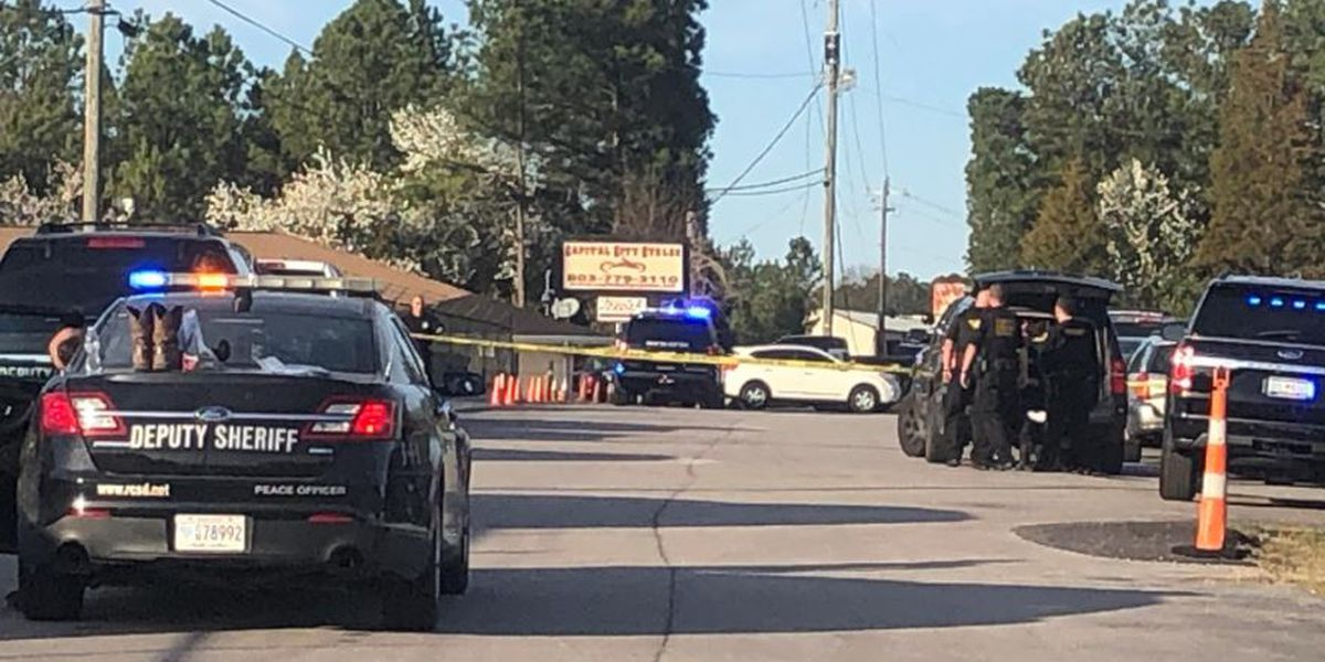 5 people shot, 1 killed at motorcycle shop on Two Notch Rd.