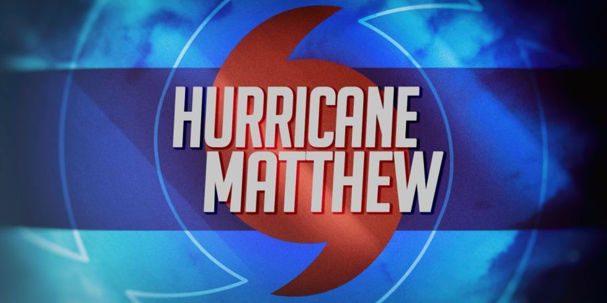 Several schools remain closed in aftermath of Hurricane Matthew