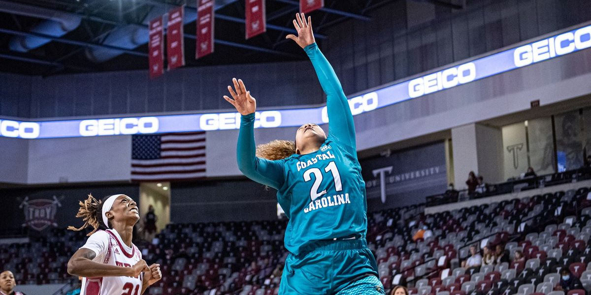 Chanticleer women lose second-straight on the road at Troy