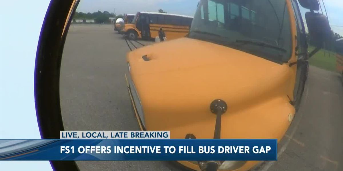 Eligible FSD1 employees offered sign-on bonuses to help fill bus driver shortage