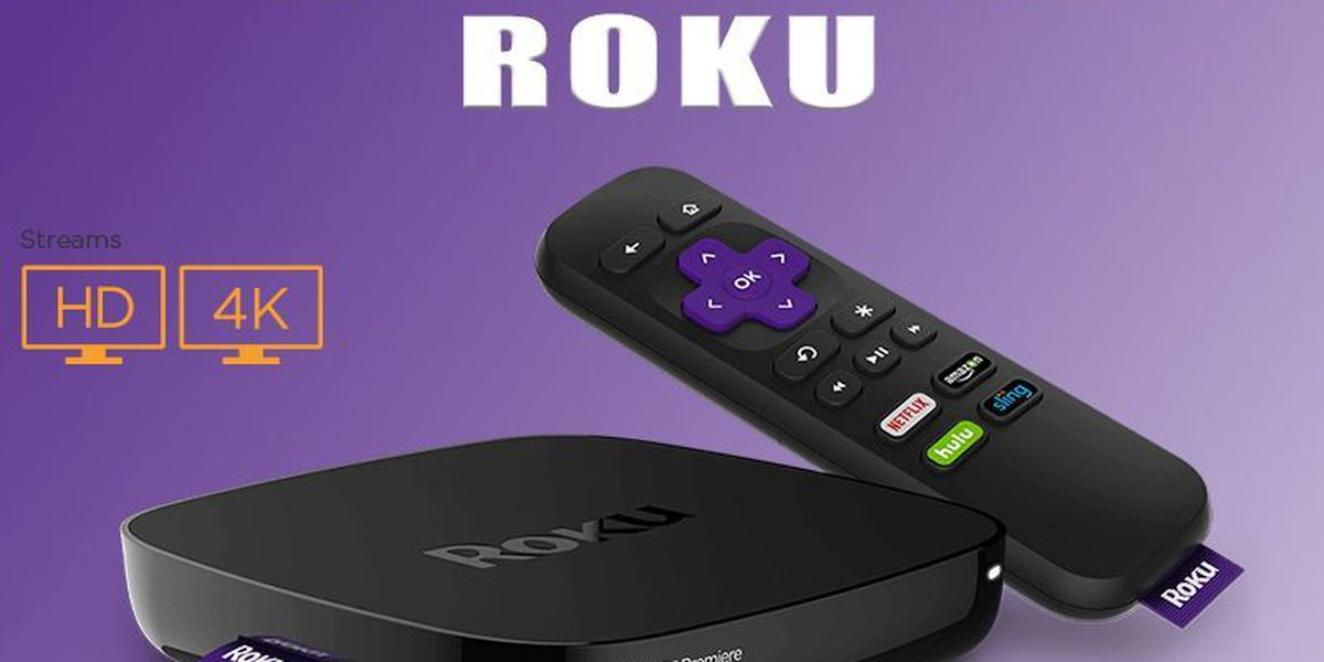 Enter to win a FREE Roku from WMBF News!