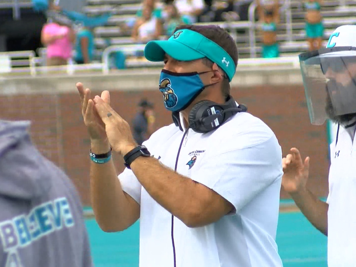 'We're far from finished': Chants talk national ranking, growth of program